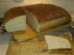 Chleb tradycyjny - prosty sposób na pieczenie chleba