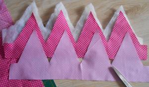 Krok I - Przygotowanie tkanin