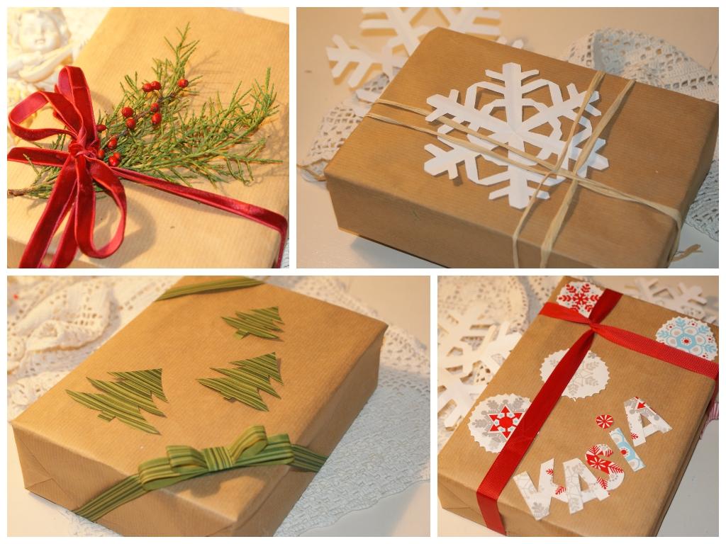 Jak efektownie zapakować prezent w szary papier pakowy?